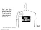 Cartoonist Ann Telnaes  Ann Telnaes' Editorial Cartoons 2003-03-05 freedom of expression