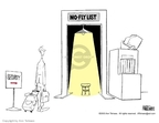 Cartoonist Ann Telnaes  Ann Telnaes' Editorial Cartoons 2003-04-23 government