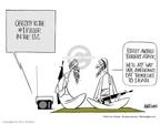 Cartoonist Ann Telnaes  Ann Telnaes' Editorial Cartoons 2003-10-29 health