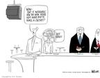 Cartoonist Ann Telnaes  Ann Telnaes' Editorial Cartoons 2003-11-29 attorney general