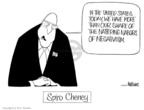 Cartoonist Ann Telnaes  Ann Telnaes' Editorial Cartoons 2003-12-19 criticism