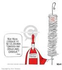 Ann Telnaes  Ann Telnaes' Editorial Cartoons 2004-02-17 2002