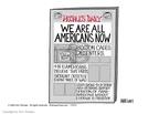 Ann Telnaes  Ann Telnaes' Editorial Cartoons 2004-07-30 40 percent