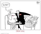Cartoonist Ann Telnaes  Ann Telnaes' Editorial Cartoons 2006-04-21 American