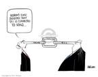 Cartoonist Ann Telnaes  Ann Telnaes' Editorial Cartoons 2006-08-30 Bush Cheney