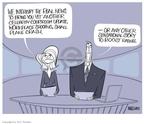 Cartoonist Ann Telnaes  Ann Telnaes' Editorial Cartoons 2007-03-09 other