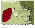 Ann Telnaes  Ann Telnaes' Editorial Cartoons 2007-06-24 tower