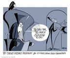 Cartoonist Ann Telnaes  Ann Telnaes' Editorial Cartoons 2007-07-22 little