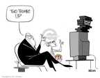 Cartoonist Ann Telnaes  Ann Telnaes' Editorial Cartoons 2007-12-13 water