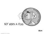 Cartoonist Ann Telnaes  Ann Telnaes' Editorial Cartoons 2008-03-23 2000