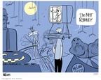 Cartoonist Ann Telnaes  Ann Telnaes' Editorial Cartoons 2007-10-24 face