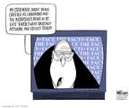 Cartoonist Ann Telnaes  Ann Telnaes' Editorial Cartoons 2006-03-20 being