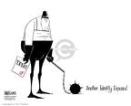 Cartoonist Ann Telnaes  Ann Telnaes' Editorial Cartoons 2005-10-26 veep