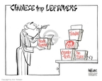 Cartoonist Ann Telnaes  Ann Telnaes' Editorial Cartoons 2005-11-21 yuan