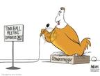 Cartoonist Ann Telnaes  Ann Telnaes' Editorial Cartoons 2005-10-12 only