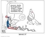 Cartoonist Ann Telnaes  Ann Telnaes' Editorial Cartoons 2005-08-12 9-11-01