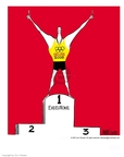 Cartoonist Ann Telnaes  Ann Telnaes' Editorial Cartoons 2001-07-06 2008 Olympics