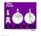 Ann Telnaes  Ann Telnaes' Editorial Cartoons 2001-04-25 100