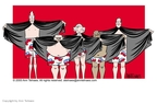 Cartoonist Ann Telnaes  Ann Telnaes' Editorial Cartoons 2000-12-13 2000 election Supreme Court