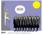 Cartoonist Ann Telnaes  Ann Telnaes' Editorial Cartoons 2000-10-24 2000 election Supreme Court