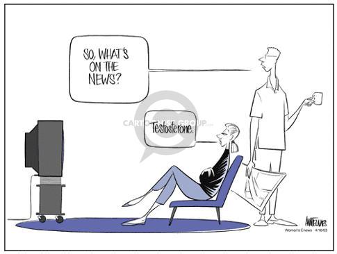 Ann Telnaes  Ann Telnaes' Women's  eNews Cartoons 2003-04-16 journalism