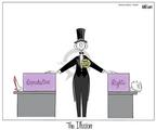 Cartoonist Ann Telnaes  Ann Telnaes' Women's  eNews Cartoons 2004-05-20 privacy