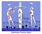 Cartoonist Ann Telnaes  Ann Telnaes' Women's  eNews Cartoons 2004-09-11 pro-choice