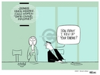 Cartoonist Ann Telnaes  Ann Telnaes' Women's  eNews Cartoons 2007-02-02 civil