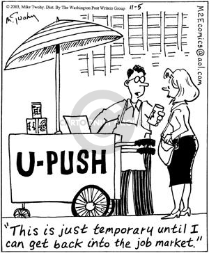 U-Push.  This is just temporary until I can get back into the job market.