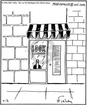 Comic Strip Mike Twohy  That's Life 2004-07-02 store