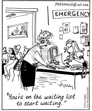 Cartoonist Mike Twohy  That's Life 2004-09-16 list