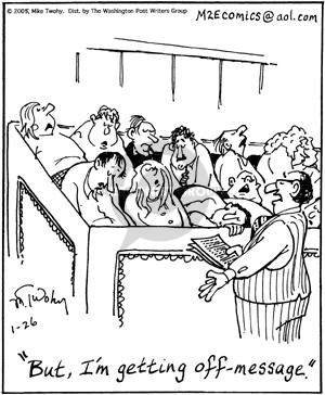 Cartoonist Mike Twohy  That's Life 2005-01-26 jury