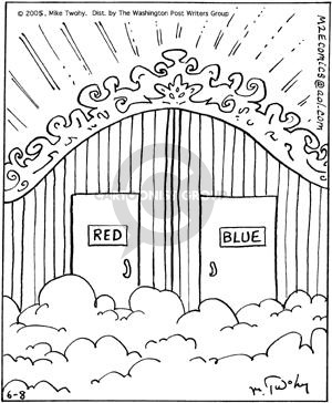Comic Strip Mike Twohy  That's Life 2005-06-08 segment