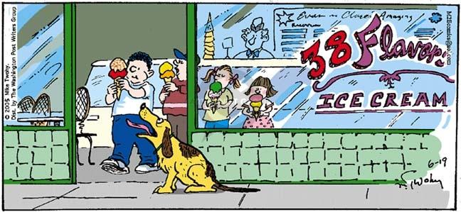 Comic Strip Mike Twohy  That's Life 2005-06-19 big