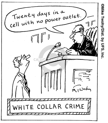 Cartoonist Mike Twohy  That's Life 2007-10-13 cell
