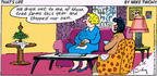 Cartoonist Mike Twohy  That's Life 2002-12-15 cut