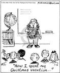 Comic Strip Mike Twohy  That's Life 2003-01-06 vacation