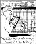 Cartoonist Mike Twohy  That's Life 2003-01-15 experimental science