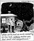 Cartoonist Mike Twohy  That's Life 2003-03-22 much
