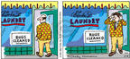Comic Strip Mike Twohy  That's Life 2003-04-06 dry cleaner