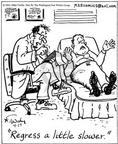 Cartoonist Mike Twohy  That's Life 2003-04-17 dictation