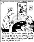 Cartoonist Mike Twohy  That's Life 2003-05-19 spur