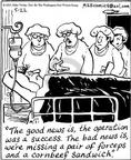 Cartoonist Mike Twohy  That's Life 2003-05-22 Lost