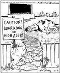 Cartoonist Mike Twohy  That's Life 2003-07-02 warn