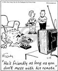 Cartoonist Mike Twohy  That's Life 2003-07-15 long