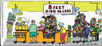 Cartoonist Mike Twohy  That's Life 2003-07-20 very