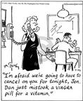 Cartoonist Mike Twohy  That's Life 2003-07-22 Viagra