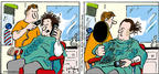 Comic Strip Mike Twohy  That's Life 2003-08-31 hair