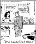 Cartoonist Mike Twohy  That's Life 2003-10-29 executive