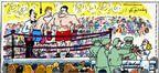 Cartoonist Mike Twohy  That's Life 2004-02-01 muscle